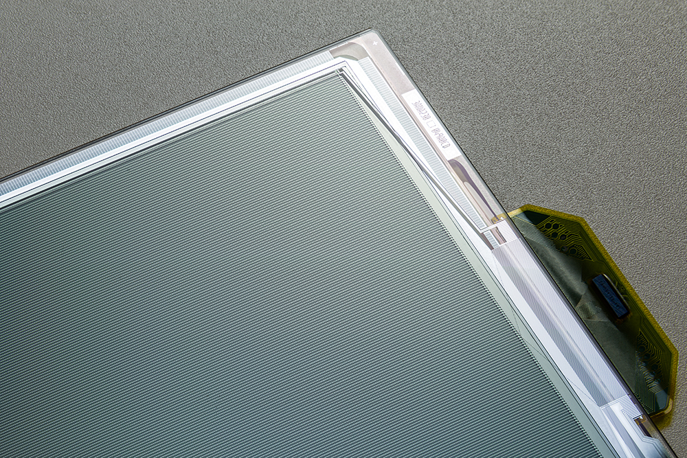 types of lcd panels