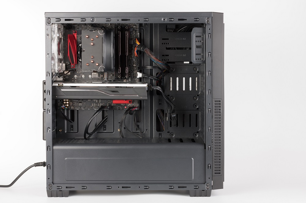 mid tower case