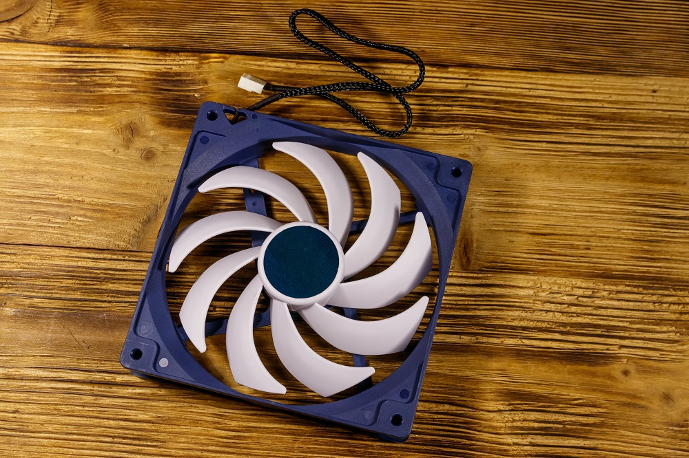 types of computer fans